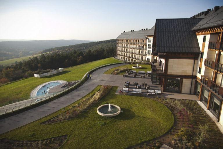 Meubilair Hotel Arlamow