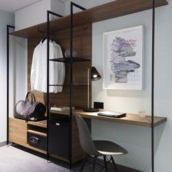 ATEPAA® LUND™ – Een moderne lijn van meubelen voor  hotelkamers
