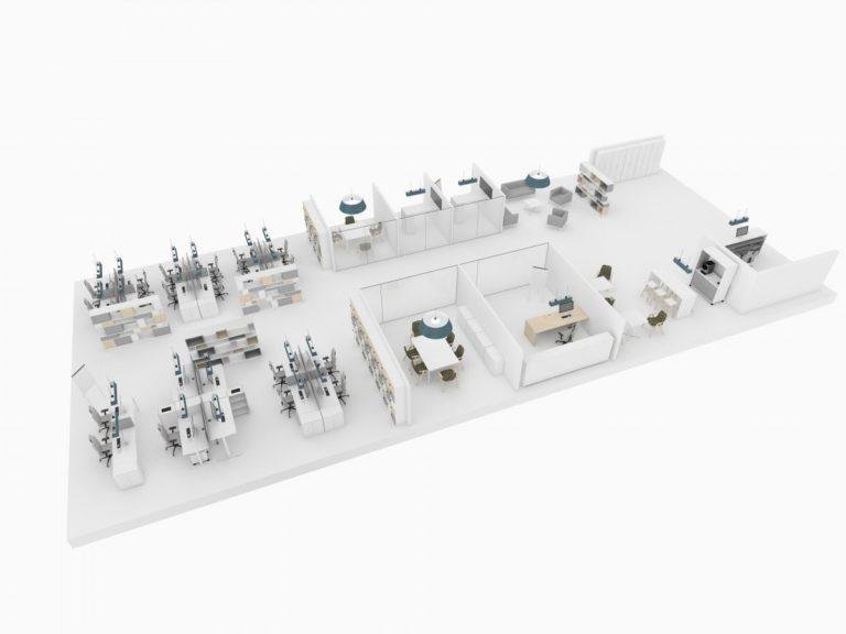 Atepaa® Fabrikant van kantoormeubilair